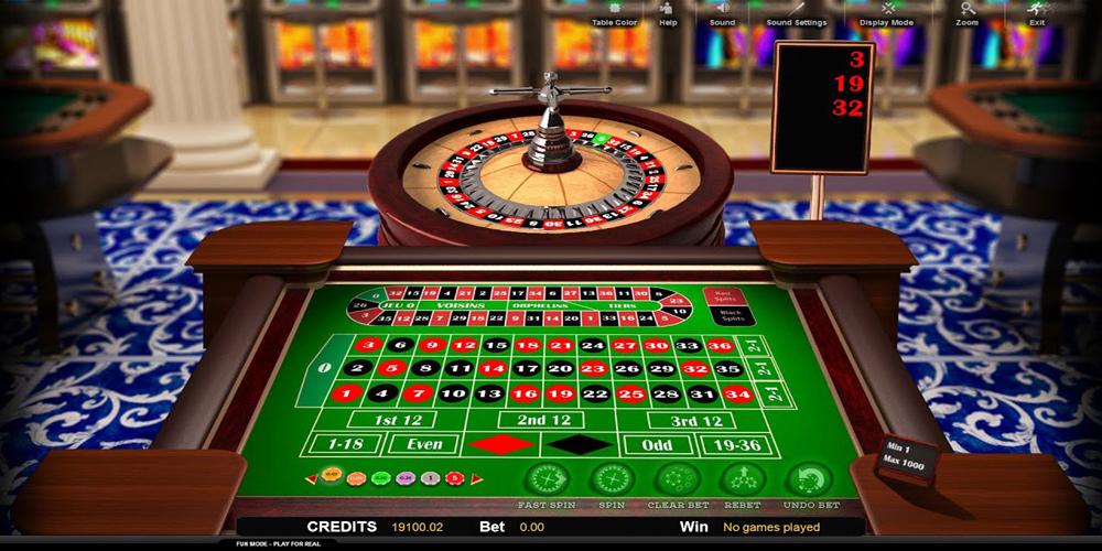 в рулетку казино играть онлайн